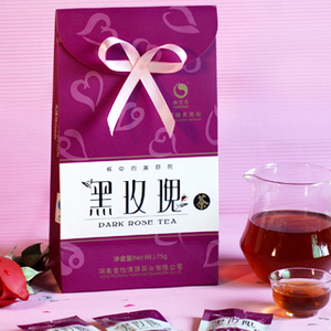 Dark Rose Tea from yiqingyaun.com from ZenCha