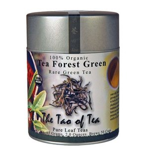 Tea Forest Green from Tao of Tea