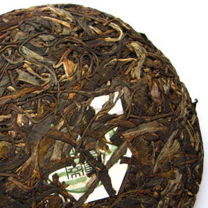 Pu Er 2007 Yiwu Jing Long from Camellia Sinensis
