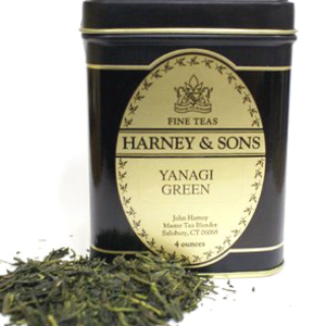 Yanagi Premium Green from Harney &amp; Sons