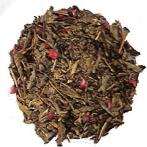 Bohemian Raspberry Green Tea from Culinary Teas
