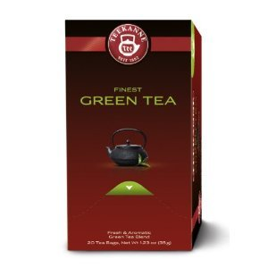 Finest Green Tea from Teekanne