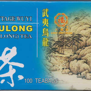Vintage Wuyi Wulong (Oolong Tea) from Nature and Herbs
