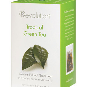 Tropical Green Tea from Revolution Tea