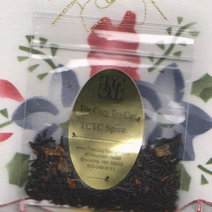 TCTC Spice (sampler) from The Cozy Tea Cart, LLC