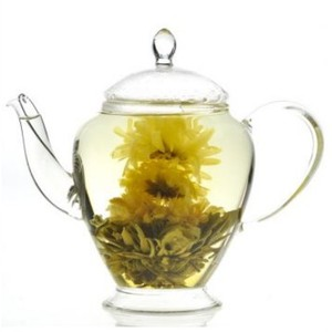Spring Marigold Flowering Tea from Teavivre