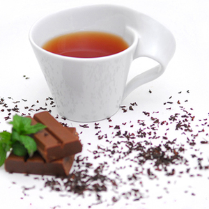 Té Negro, Chocolate & Menta from Wally's Tea Patagonia