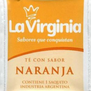 Té con Sabor Naranja from La Virginia