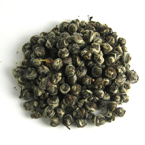 Jasmine Pearls (Mo Li Zhen Zhu) from Silk Road Teas