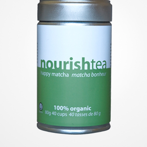 Matcha from Nourish Tea