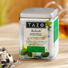 Refresh (Full Leaf Tea in Sachets) from Tazo Tea