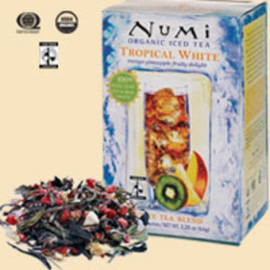 Tropical White (Organic Iced Tea) from Numi Organic Tea