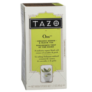 Om from Tazo