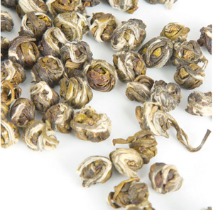 Premium Jasmine Dragon Pearls Green Tea from Teavivre
