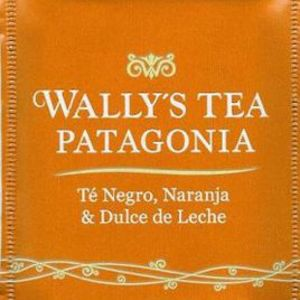 T Negro, Naranja &amp; Dulce de Leche from Wally&#x27;s Tea Patagonia