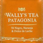 Té Negro, Naranja & Dulce de Leche from Wally's Tea Patagonia