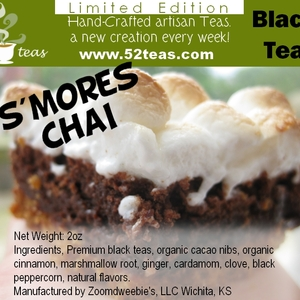 S'mores Chai from 52teas
