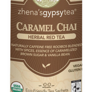 Caramel Chai Red from Zhena's Gypsy Tea