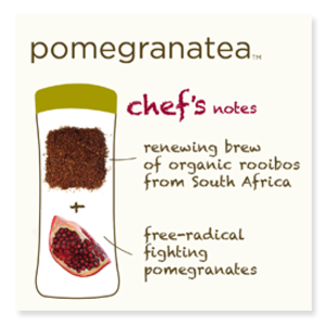Pomegranatea (Bottled) from Argo Tea