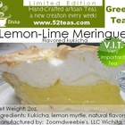 Lemon-Lime Meringue Kukicha from 52teas