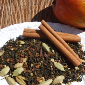 spiced mango from Herbescent Tea &amp; Botanicals