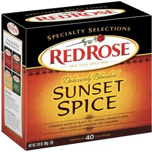 Sunset Spice from Red Rose
