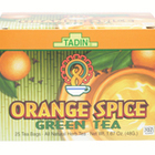 Orange Spice Green Tea from Tadin
