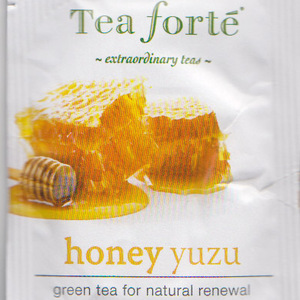 Honey Yuzu from Tea Forte