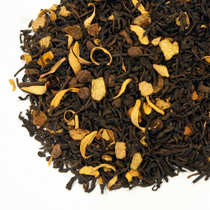 Chocolate Orange Pu-erh from Teaopia