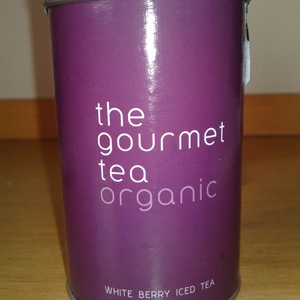 White Berry Iced Tea from The Gourmet Tea
