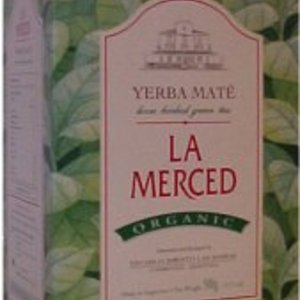 Organic Yerba Mate from La Merced
