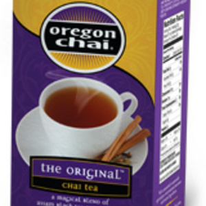 The Original Chai Tea Bags from Oregon Chai