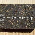 2010 * Wild Tree Raw Pu-erh tea brick of Dehong from Yunnan Sourcing