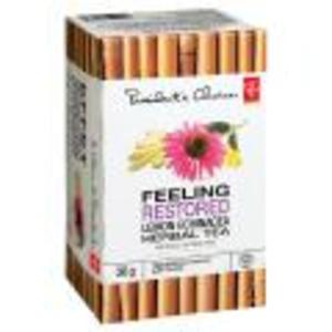 Feeling Restored - Lemon Echinacea from President's Choice