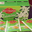 Jasmine flavored Green Tea from Barrington Tea
