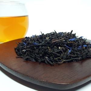 Blueberry Black Tea from Triplet Tea