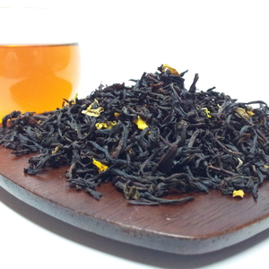 Banana Black Tea from Triplet Tea