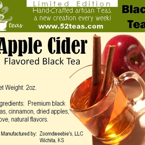 Apple Cider Black Tea from 52teas