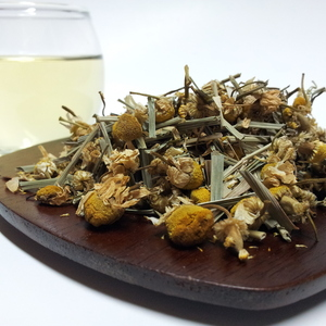 Camomile Lemon Grass from Triplet Tea