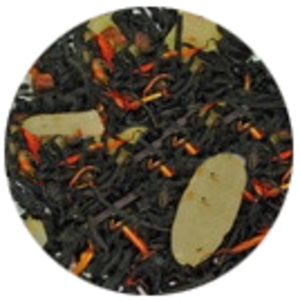 Cinnamon Almond Black Tea from Tea District