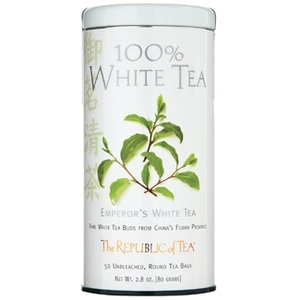 100% White Tea/Emperor's White Tea from The Republic of Tea