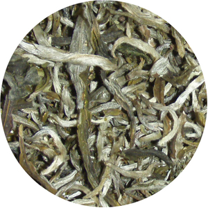 Organic Emerald Lily Green Tea from Tea District