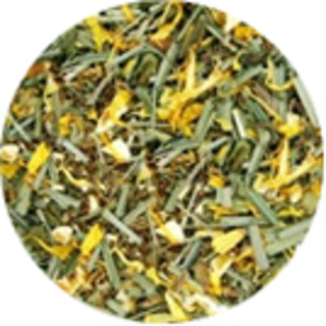 Lemon Green Rooibos from Tea District
