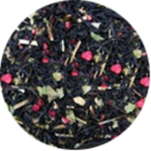 Raspberry Black Tea Bliss from Tea District