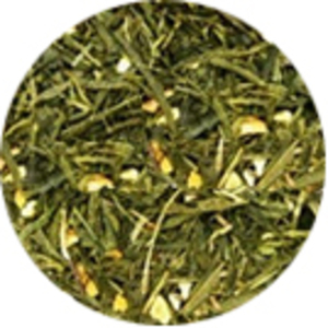 Tangy Orange Green Tea from Tea District