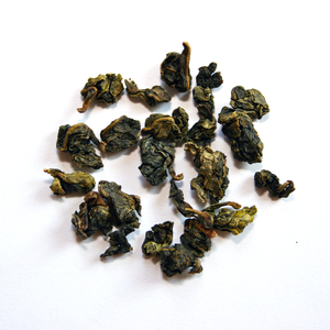 Tie Guan Yin (mild) from Queen Cha. Oolong Tee