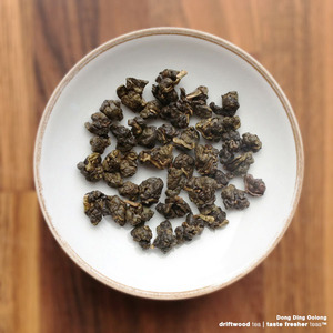 Dong Ding Oolong from driftwood tea