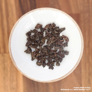 Organic GABA Oolong from driftwood tea