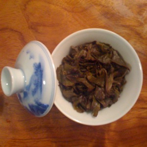 BaSien (Eight Immortals) Oolong Tea from Fang Gourmet Tea
