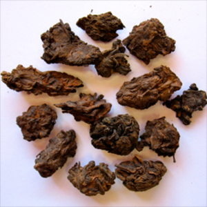 Cha Tou Shou Cha - Puer Nuggets from Dobra Tea